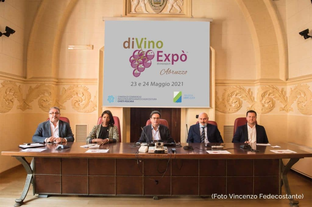 Conferenza Stampa DiVinoExpò 2020